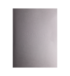 vol 1 - glassybaby encyclopedia book of poems and photos